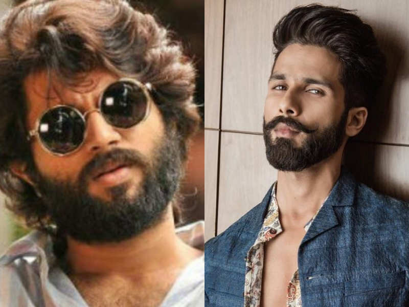 dd808a4db24 Shahid Kapoor to prepone his schedule of  Arjun Reddy  remake