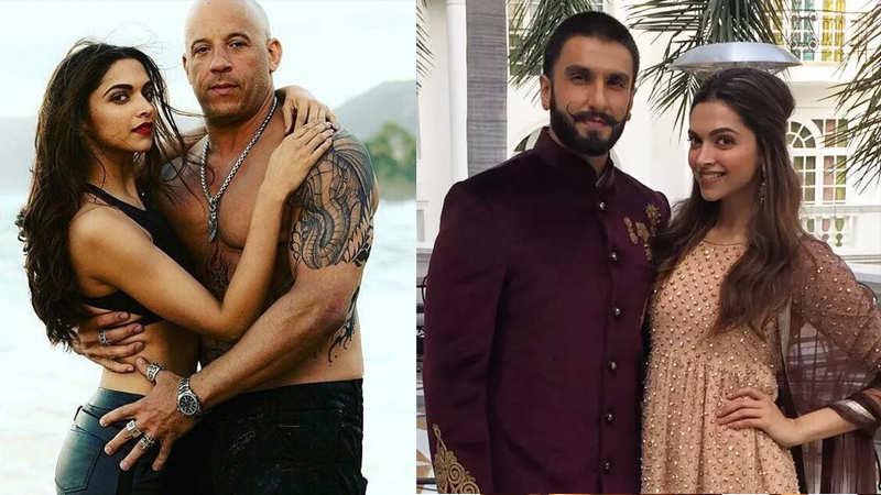 Ranveer Singh to clash with Deepika Padukone's friend Vin Diesel!
