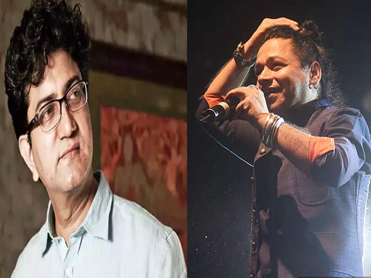 Prasoon Joshi dedicates a song, recites a poem for birthday boy Kailash Kher