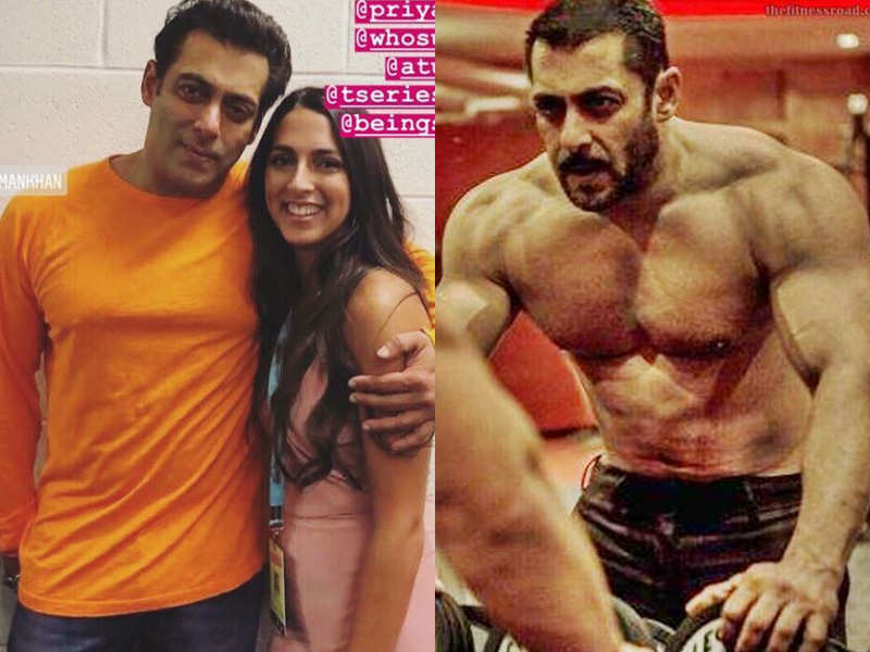Photo: Salman Khan's jaw-dropping transformation from bulky