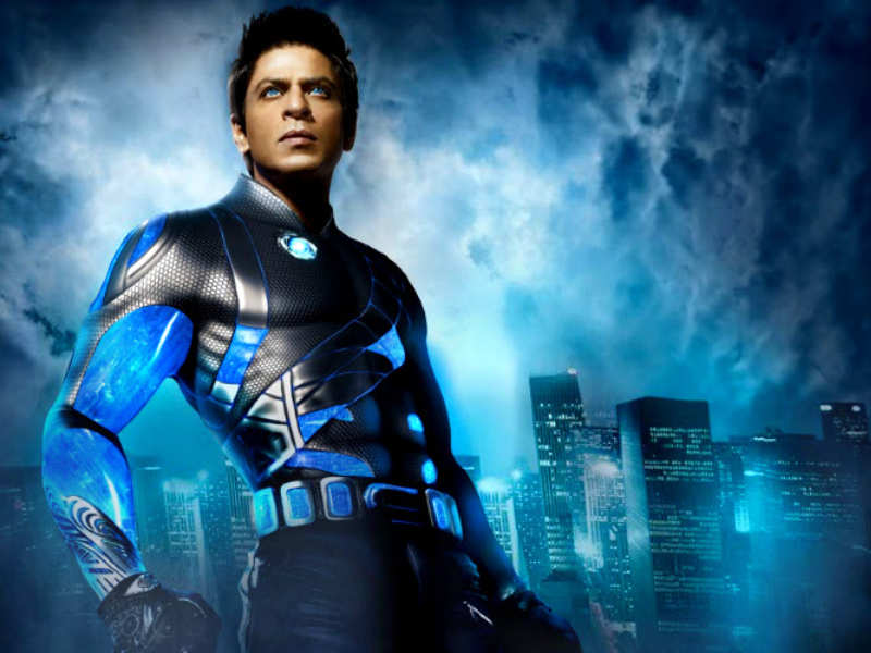 ra1 srk movie