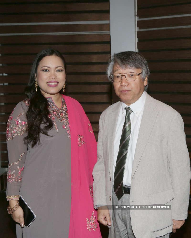 Friends and colleagues bid adieu to Thai Consul