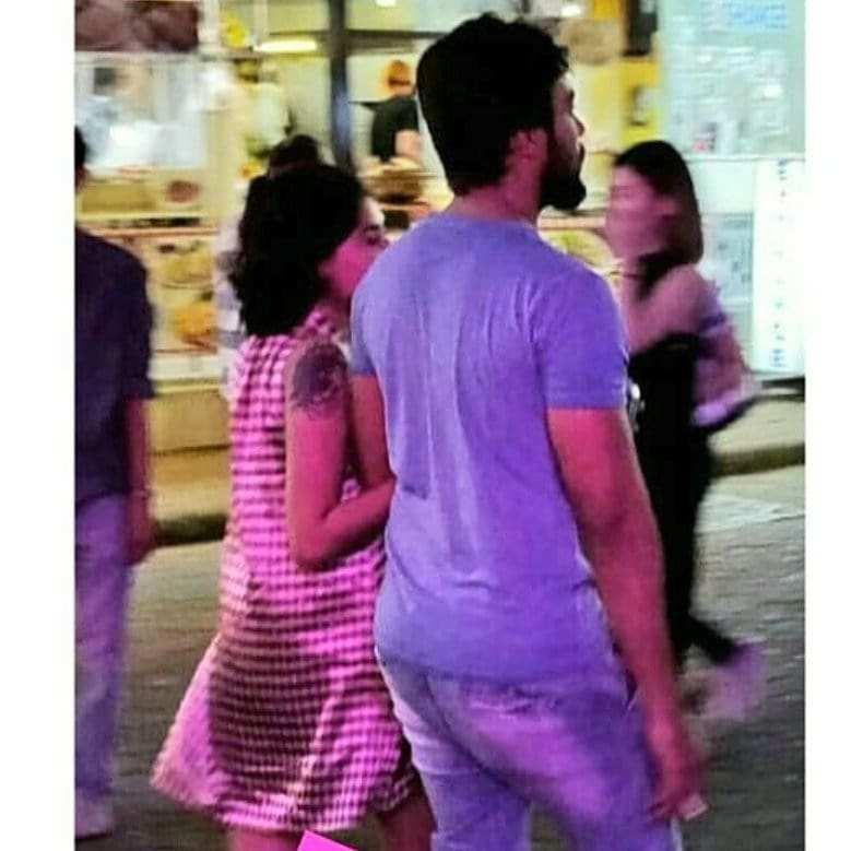 Oviya and Arav of Bigg Boss Tamil fame chill out in Bangkok