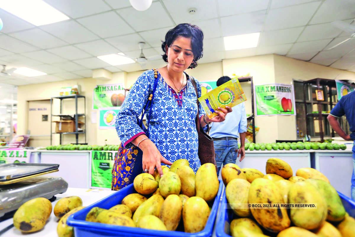 Delhi Tourism's annual mango festival 2018