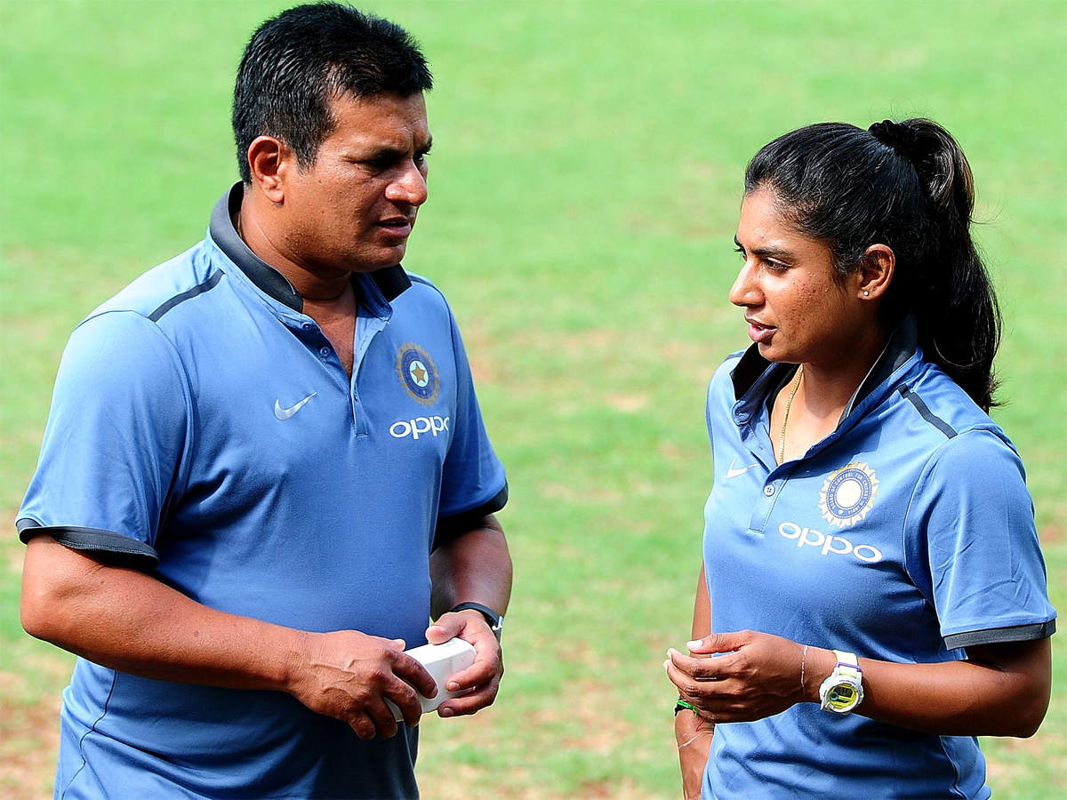 Indian Womens Cricket Team Coach Arothe Resigns After Players