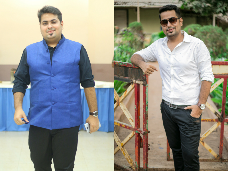 Here's the keto diet plan that made this guy lose 38 kgs in