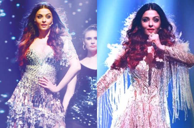 Aishwarya Rai in Fanney Khan song