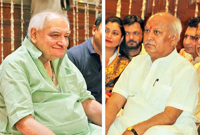 (L) Jawahar Tandon (R) Shilu Mishra (BCCL/ Arvind Kumar)