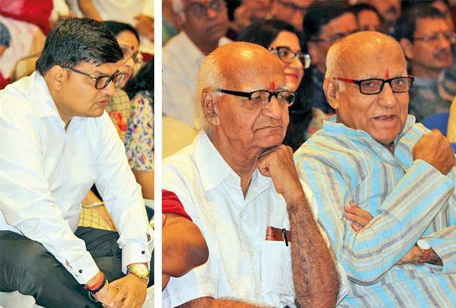 (L) Vivek (R) Gopal and Mukundlal  (BCCL/ Arvind Kumar)