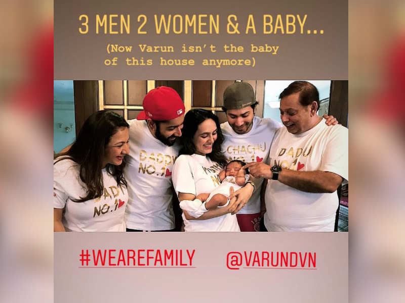 Arjun Kapoor Reveals Varun Dhawans Replacement In The Family