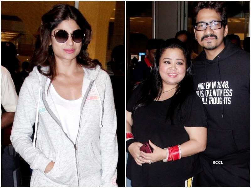 Khatron Ke Khiladi Season 9: Bharti Singh-Haarsh Limbachiyaa, Shamita Shetty, Vikas Gupta leave for Argentina  | The Times of India