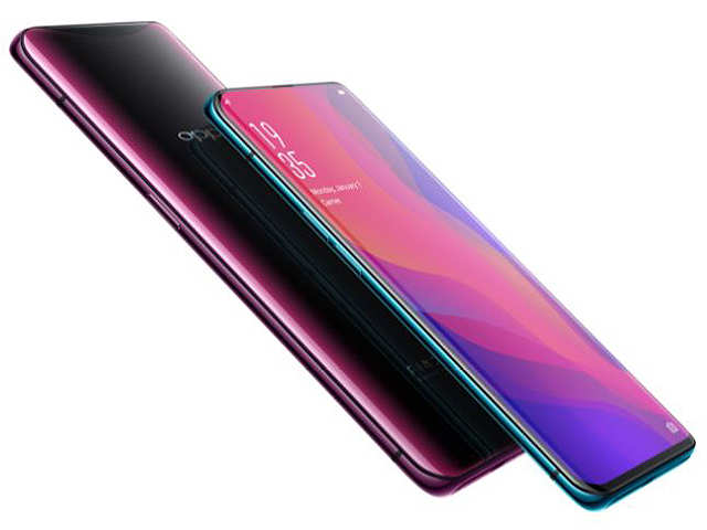 Oppo Find X with pop-up cameras launched in India at Rs 59,990 onwards | Gadgets Now
