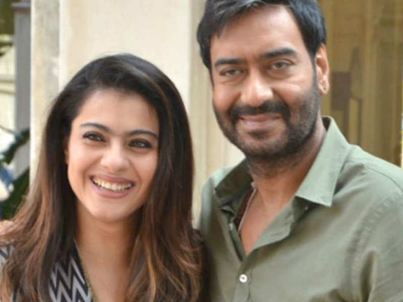 ​Kajol to star opposite Ajay Devgn in 'Taanaji: The Unsung Warrior'? - Bollywood's upcoming period films to look forward to  | The Times of India
