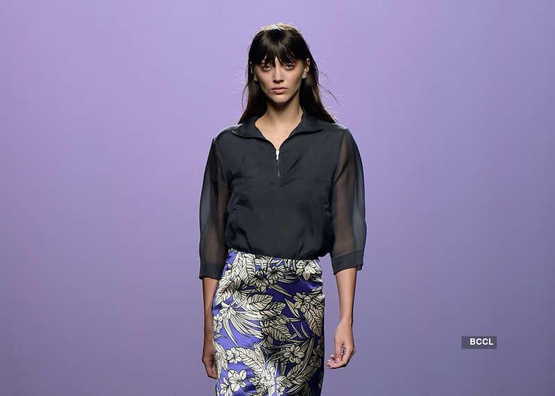 Madrid Fashion Week: Roberto Toretta