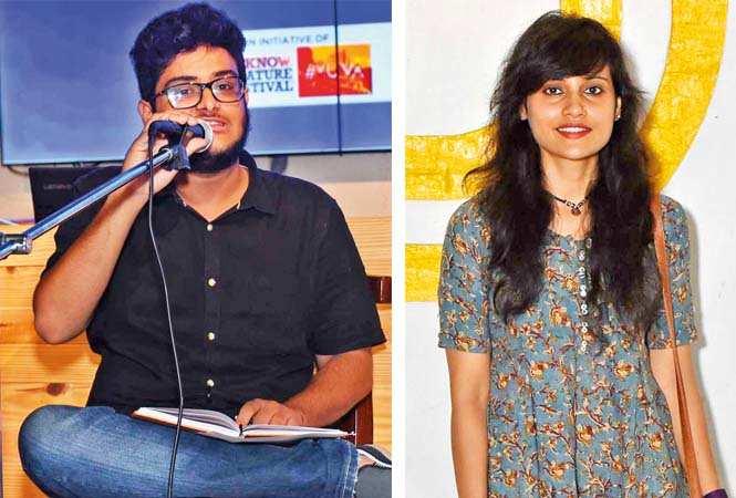 Kartik Mishra  (L) and Jyotsna Tripathi (BCCL/ Vishnu Jaiswal)