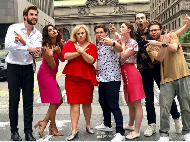 Rebel Wilson is trapped in a rom-com and it's hilarious