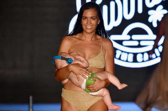 Mara Martin swimsuit model