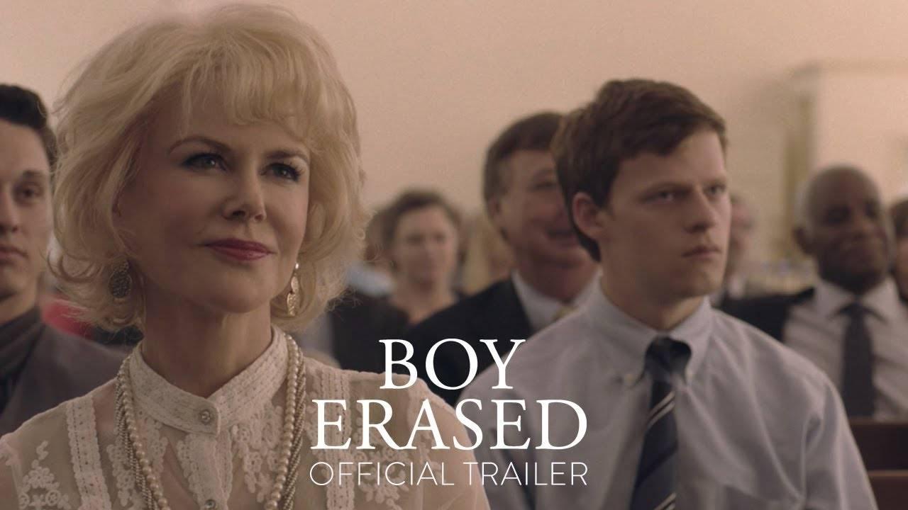 Boy Erased - Official Trailer