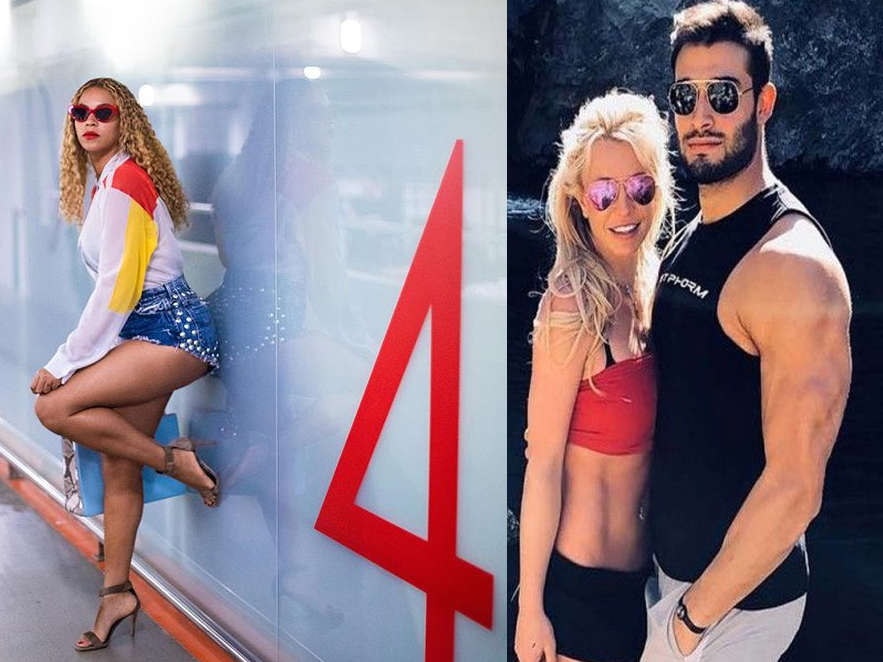 H'wood: Beyonce's pregnancy rumours, Britney Spears' beau spills the beans on their relationship