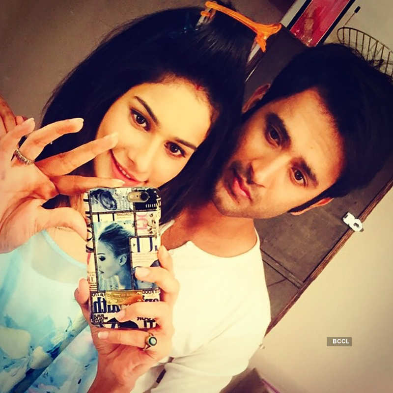 Did Mishkat Verma propose actress Anjali Anand for marriage?
