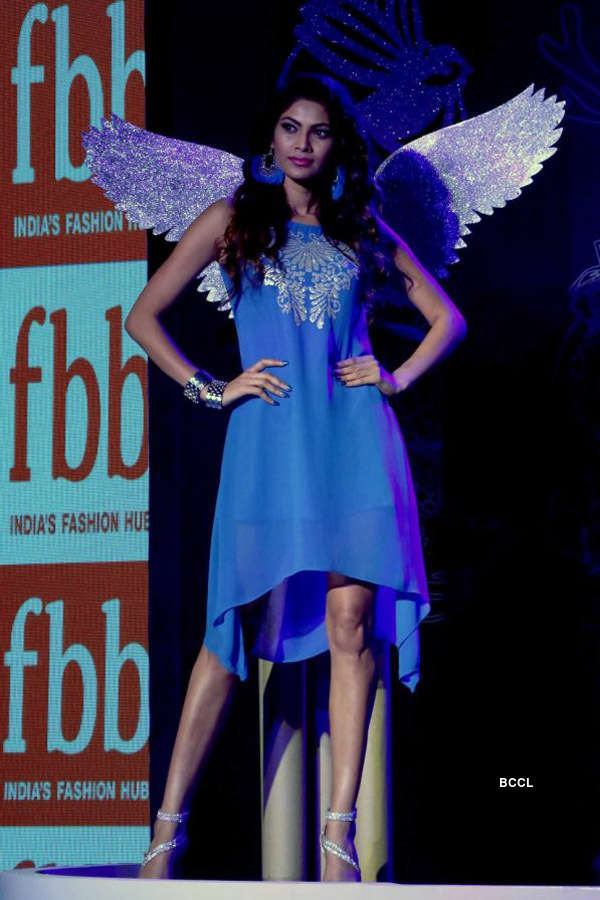 Lopamudra Raut at the launch of fbb Pretline collection