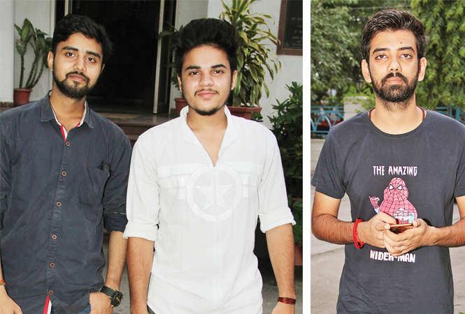 (L) Abhishek and Dhananjay  (R) Chandan Singh (BCCL/ Aditya Yadav)