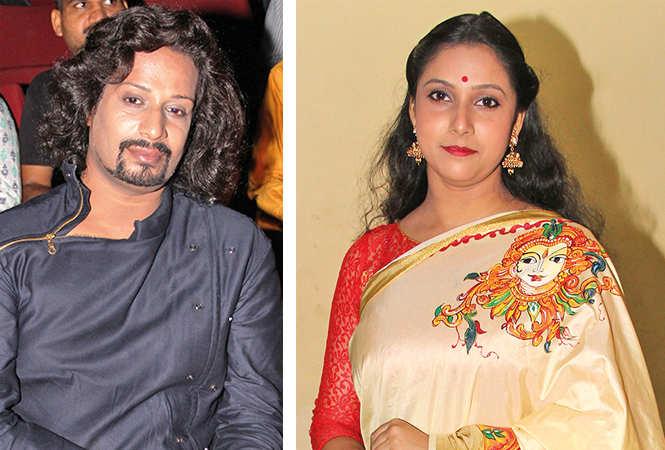 (L) Akshaya Kumar (R) Arohini Choudhary (BCCL/ Aditya Yadav)
