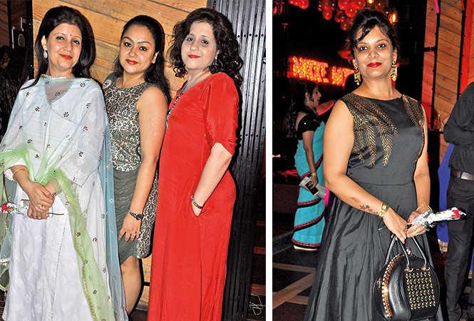 (L) Nidhi, Pooja and Anjali (R) Preeti (BCCL/ AS Rathor)
