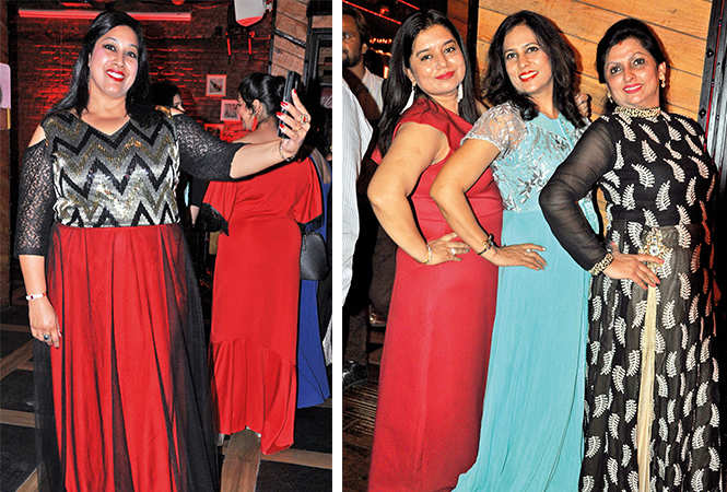 (L) Preeti (R) Ruchi, Rosy and Dolly (BCCL/ AS Rathor)