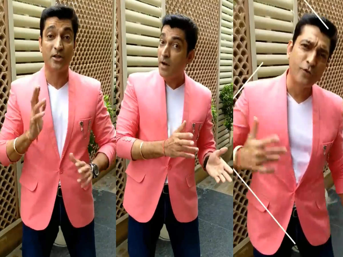 Gujarati superstar Hitu Kanodia talks about 'Naach Maari Saathe'