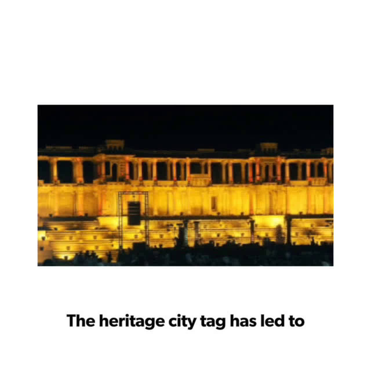 A year after Ahmedabad's World Heritage City Tag, city gets into action mode