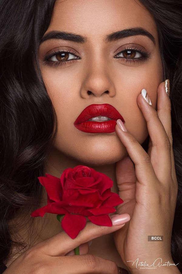 Priyadarshini Chatterjee's enticing new photoshoot