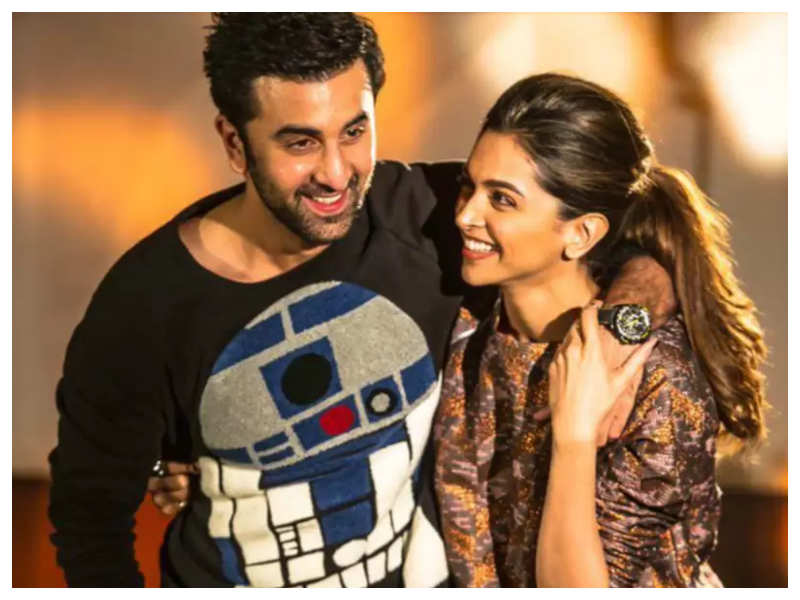 when deepika padukone opened up about catching ranbir kapoor red handed times of india