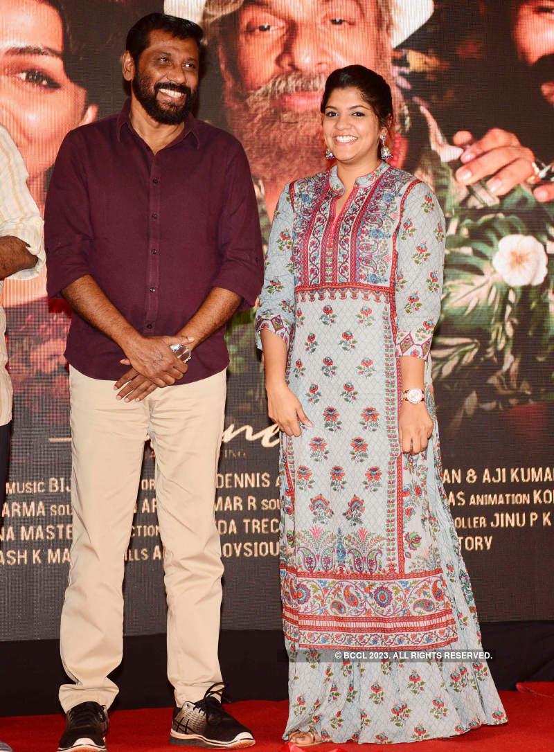 Celebs attend Neeli and Oru Kattil Oru Paykappal's audio launch