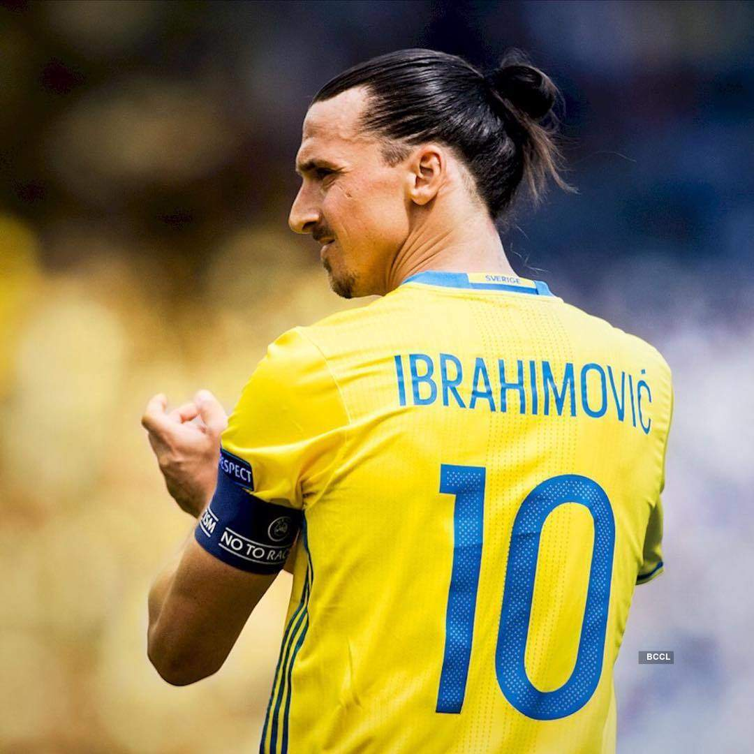 Zlatan says he can play with LeBron James