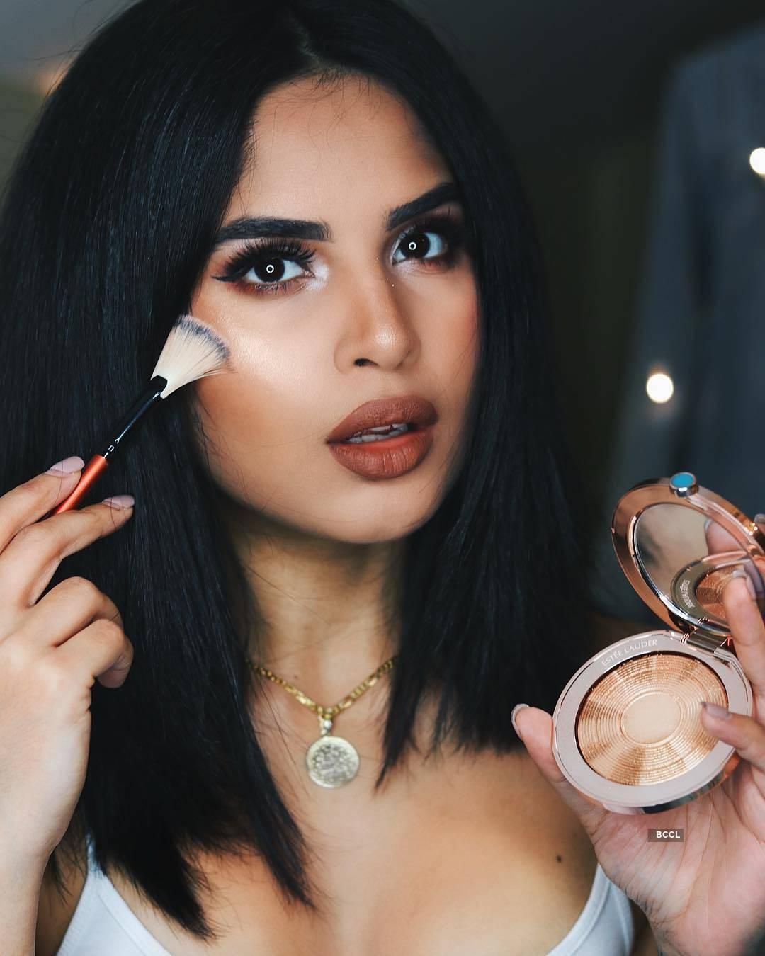 Fitness model Navpreet Banga rules Instagram