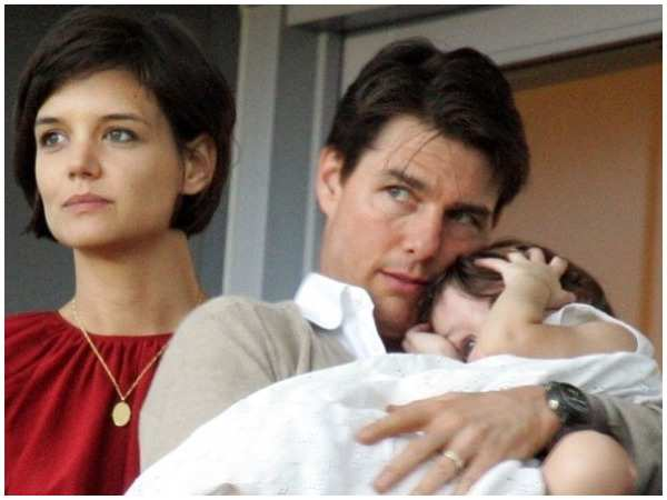 Tom Cruise was last seen with Suri in 2013