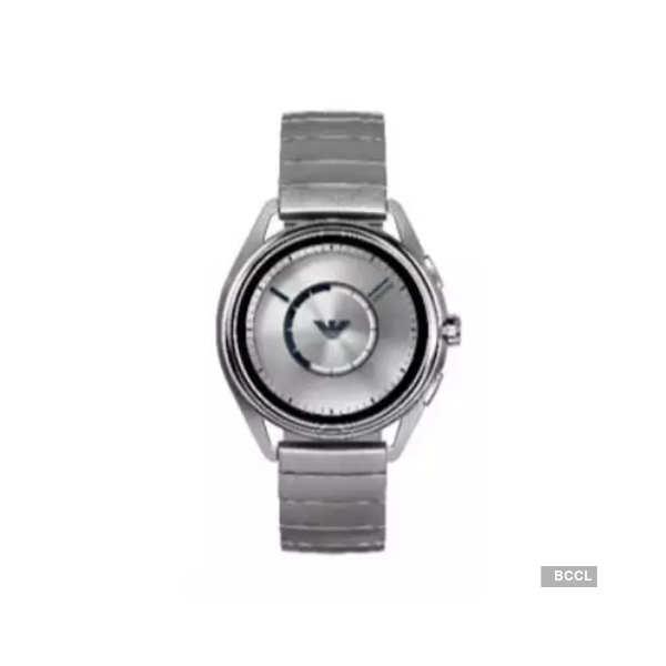 Emporio Armani unveils new smartwatch