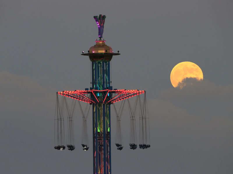 Lunar Eclipse Photos (AP Photo)
