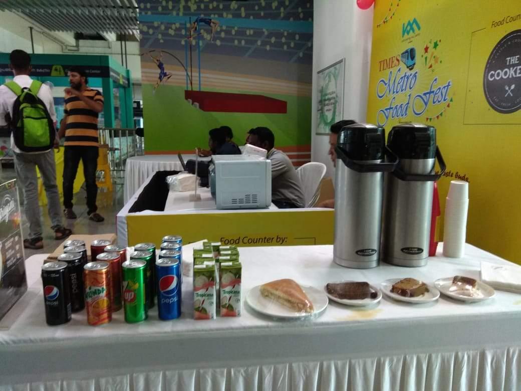 Metro food fest 1