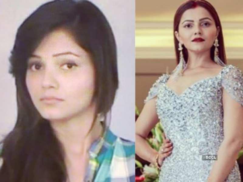 This is how Shakti: Astiva Ke Ehsaas Ki's Rubina Dilaik looked years
