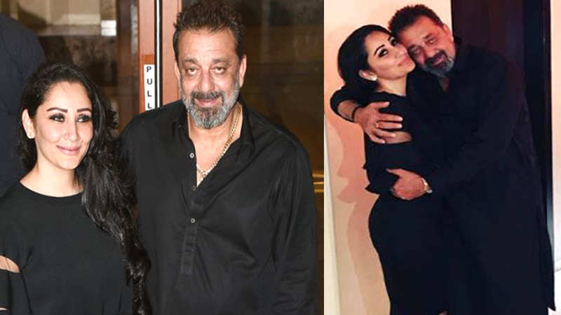 Celebs attend Sanjay Dutt's birthday bash at his residence
