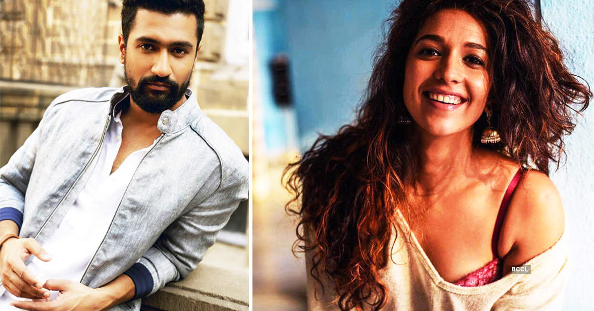 Stunning pictures of Harleen Sethi, who is reportedly dating actor Vicky Kaushal