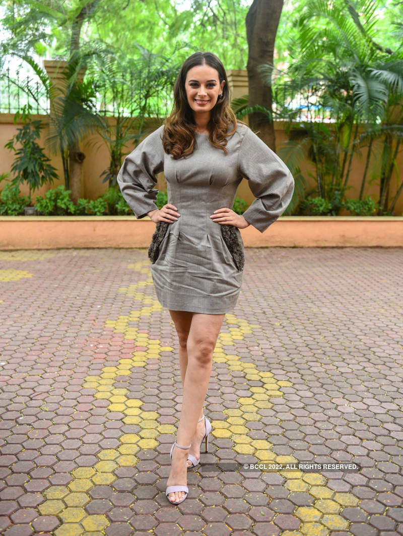 Evelyn Sharma graces a launch event