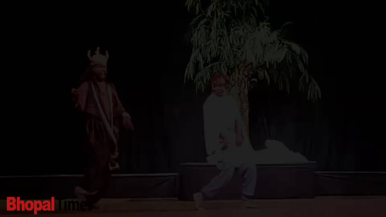 Himachali folktale Karni at Shaheed Bhawan