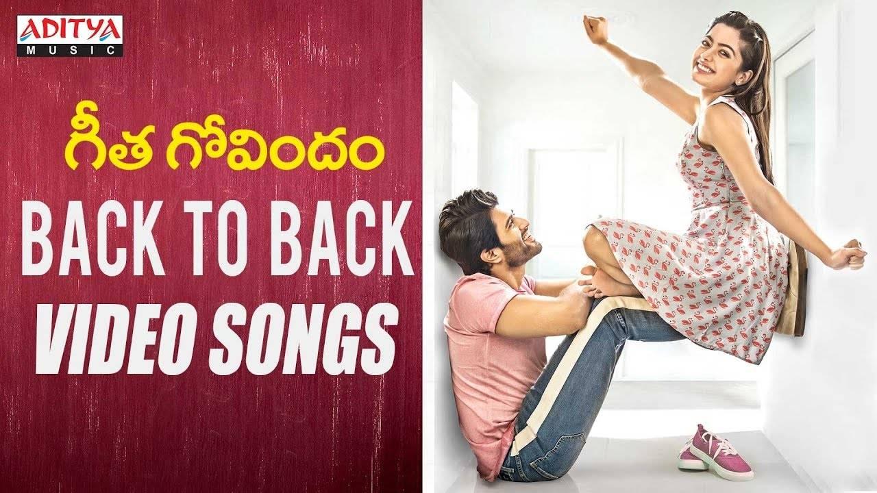 Geetha Govindam | Song - Back To Back