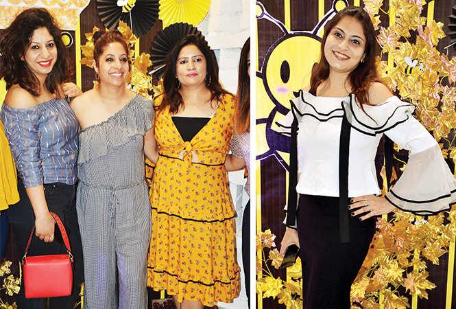 (L) Nancy, Sonal and Poonam (R) Nidhi (BCCL/ IB Singh)