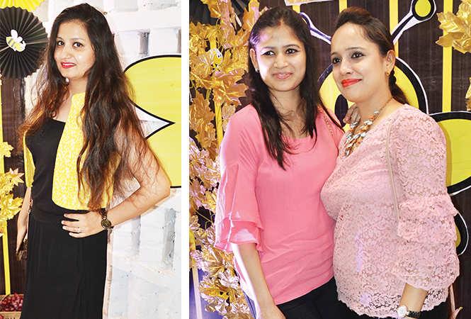 (L) Priyanka (R) Saumya and Manpreet (BCCL/ IB Singh)