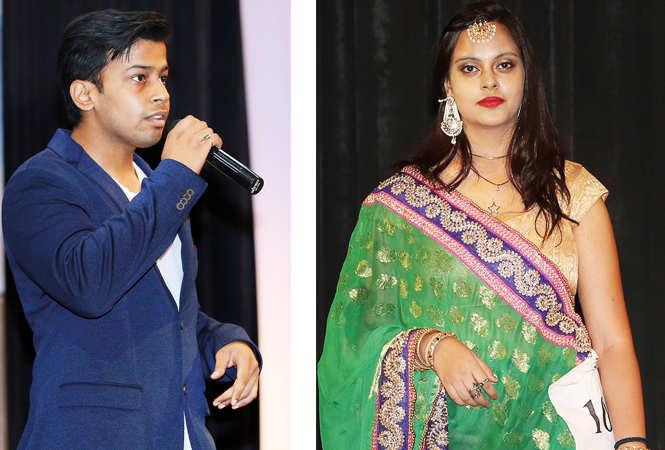 (L) Yash (R) Aakriti (BCCL/ Aditya Yadav)