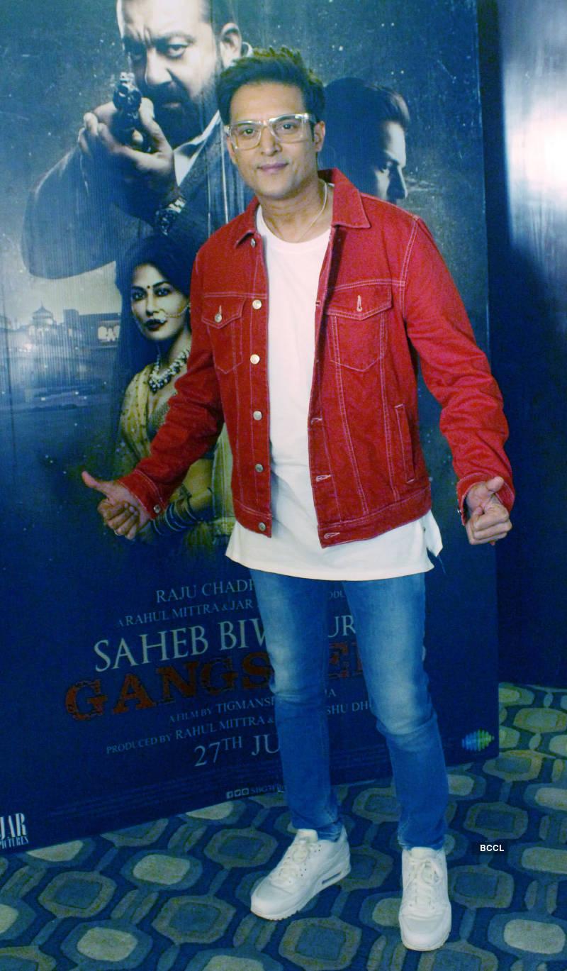 Saheb, Biwi Aur Gangster 3: Promotions